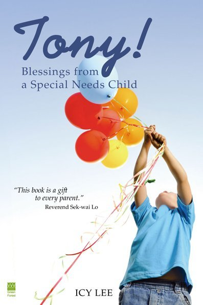 Tony! Blessings from a Special Needs Child