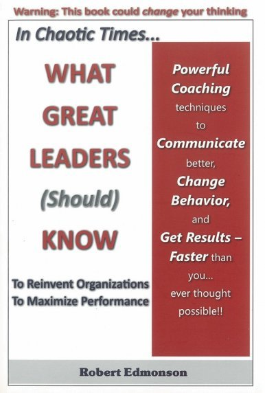 《What Great Leaders (Should) Know》