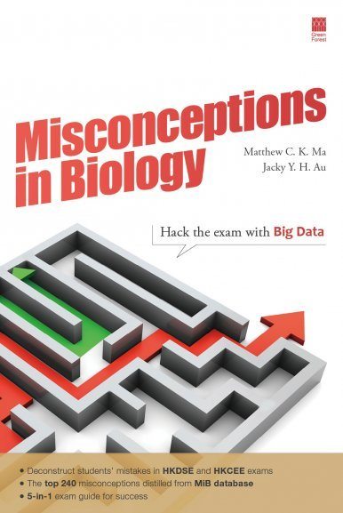 《Misconceptions in Biology: Hack the exam with Big Data》