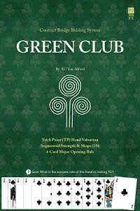 《Contract Bridge Bidding System: GREEN CLUB》